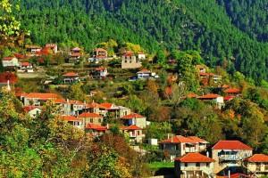Ταξιδεύουμε στην Ελλάδα και κάνουμε στάση σε 5 πανέμορφα ορεινά χωριά!