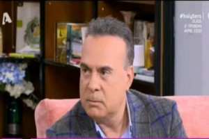 Ξέσπασε ο Φώτης Σεργουλόπουλος: «Δεν έκρυψα ποτέ τη σεξουαλικότητά μου! Όταν γεννήθηκε το παιδί μου άκουσα...»