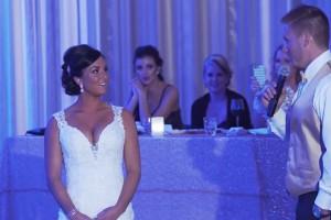 Γαμπρός λέει στη νύφη «είμαστε μια τριμελής οικογένεια»! Mόλις γυρίζει το κεφάλι της... (Video)