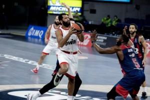 Euroleague: Νύχτα ντροπής στην χώρα των Βάσκων για τον Ολυμπιακό