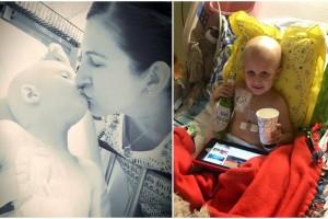 Μάνα αποχαιρετά τον γιο της που σβήνει από καρκίνο και τα τελευταία λόγια του ραγίζουν και τις πιο σκληρές καρδιές