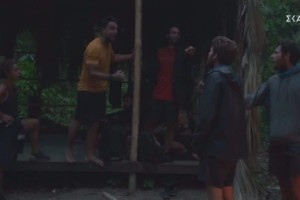 Survivor spoiler: Κόλαση στην παραλία των μπλε - Όσα δεν έδειξαν οι κάμερες από τον τσακωμό του Σάκη Κατσούλη