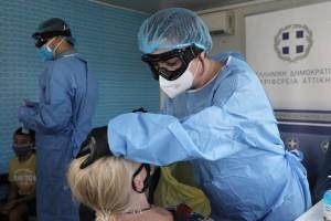 Κορωνοϊός: Τραγικά ξανά τα νούμερα - «Έκρηξη» διασωληνωμένων και πίεσης στο σύστημα υγείας