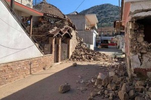 Σεισμός στην Ελασσόνα: Ξεκινούν οι έλεγχοι στα κτήρια των περιοχών που επλήγησαν
