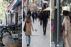 Λιανεμπόριο-Lockdown: Πότε ανοίγουν τα μαγαζιά - Ποια η «τύχη» της εστίασης (Video)