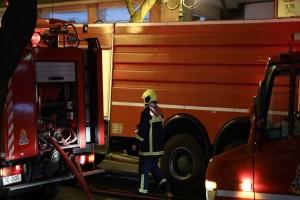 Συναγερμός στο Κερατσίνι: Φωτιά ξέσπασε σε ξύλινο οικίσκο