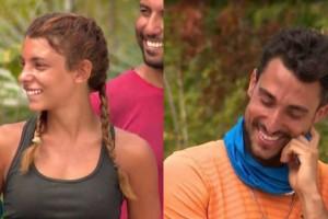 Survivor: Η ερώτηση του Ατζούν που προκάλεσε αμηχανία μεταξύ Μαριαλένας - Σάκη