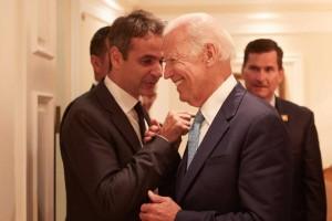 Κυριάκος Μητσοτάκης: Πρώτη επικοινωνία με τον Τζο Μπάιντεν την 25η Μαρτίου