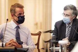 Κορωνοϊός: Εκτακτη σύσκεψη υπό τον Μητσοτάκη για την πανδημία - Τα τρία σημεία-κλειδιά