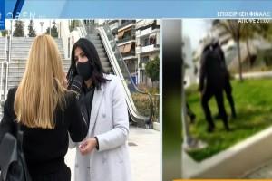 Επεισόδια Νέα Σμύρνη: Μαρτυρία κατοίκου - «Αστυνομικός μου είπε ότι αν δημοσιεύσω το βίντεο θα με συλλάβει!» (Video)