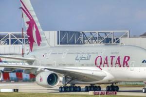 """""""Έσκασε"""" ανακοίνωση από την Qatar Airways"""