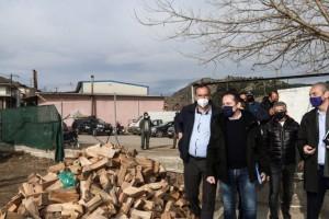 Σεισμός στην Ελασσόνα - Πέτσας: «300.000 ευρώ σε κάθε σεισμόπληκτο δήμο τη Δευτέρα»