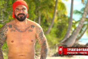 "Survivor 4 - Μεγάλη αποκάλυψη για τον Τριαντάφυλλο: ""Μέσα στο παιχνίδι είναι..."" (video)"
