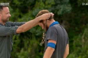 Survivor 4: Την ήθελε όσο τίποτα στον κόσμο - Πήρε την ατομική ασυλία ο Τζέιμς