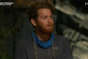 Survivor 4: Έστησαν στον τοίχο του Τζέιμς - «Το παίζεις αρχηγός, μας δίχασες και τώρα γυρίζεις την μπιφτέκα»