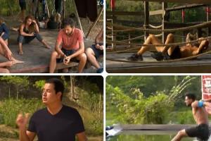 Survivor 4 - trailer 03/03: Άσχημος τραυματισμός Ντάφυ - Τσακωμοί στην καλύβα των Μπλε