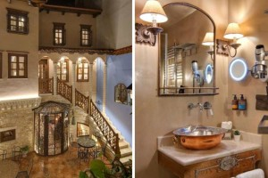 Ιωάννινα: Ο Τάσος Δούσης μας προτείνει ένα αριστοκρατικό ξενοδοχείο!