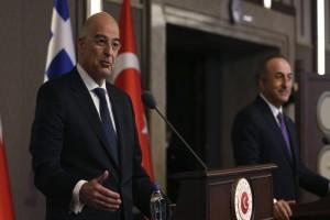 Νέο «σόου» από τα τουρκικά ΜΜΕ μετά το «μπρα-ντε-φερ» Δένδια - Τσαβούσογλου