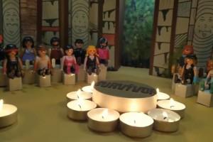 Κλάμα: Το Survivor γυρισμένο με... Playmobil