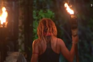 """Survivor spoiler: Το πλάνο που """"κόπηκε"""" στο μοντάζ από την αποχώρηση της Ελευθερίας!"""