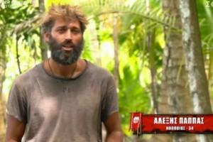"Survivor - Λάβρος ο Αλέξης Παππάς: ""Α ρε φουκαρά Ηλία τι σε περιμένει"""