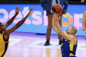 Basket League: Διπλό κορυφής για Λαύριο - Νίκησε την ΑΕΚ στην παράταση! (Video)