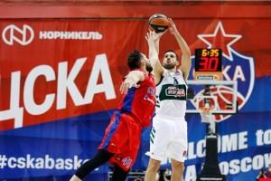 Euroleague: «Αντίο» με άλλη μια ήττα για τον Παναθηναϊκό