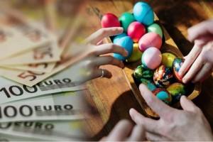 Αντίστροφη μέτρηση για το «ψαλιδισμένο» δώρο Πάσχα - Πότε θα το λάβουν οι εργαζόμενοι (Video)