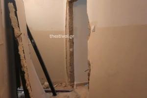 Θεσσαλονίκη: Έκρηξη σε διαμέρισμα 4ου ορόφου στο κέντρο της πόλης (Video)