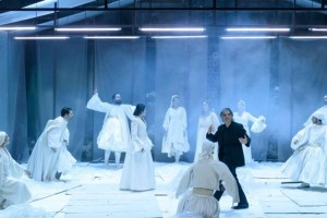 Οι «Ελεύθεροι Πολιορκημένοι» του Διονύσιου Σολωμού ζωντανά από το Εθνικό Θέατρο