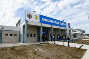 Ξεκινά τη λειτουργία του το mega εμβολιαστικό κέντρο στην Πάτρα