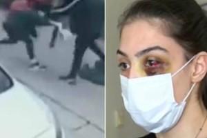 Βίντεο σοκ: Μαχαίρωσε τη γυναίκα του στη μέση του δρόμου επειδή δεν τον ήθελε πίσω