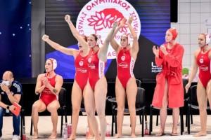Θρυλικές γοργόνες! Στον τελικό της Euroleague η ομάδα πόλο του Ολυμπιακού