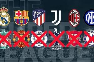 European Super League: Πώς φτάσαμε στο φιάσκο μέσα σε δύο μέρες - Μαζική αποχώρηση των Άγγλων