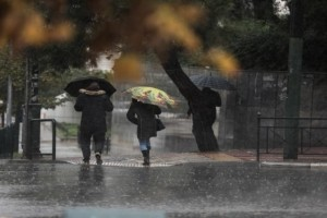 Καιρός: Άστατος με βροχές, καταιγίδες και ισχυρούς ανέμους - Που θα είναι έντονα τα φαινόμενα