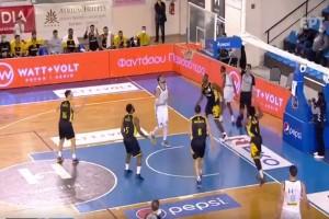 Basket League: Ο Κολοσσός σκότωσε την ΑΕΚ στη Ρόδο!