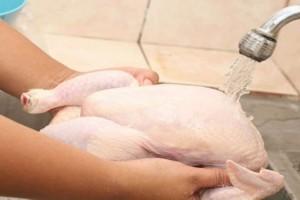 Γιατί δεν πρέπει να πλένουμε το ωμό κοτόπουλο - Ποιοι οι σοβαροί κίνδυνοι