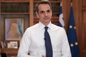 """Κυριάκος Μητσοτάκης: """"Στο 22% ο συντελεστής φορολόγησης - Μειώνεται η προκαταβολή φόρου από το 100% στο 55%"""""""