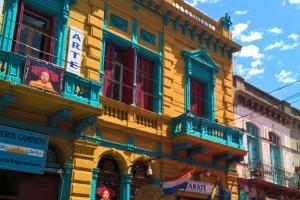 Η φωτογραφία της ημέρας: Ιστορική συνοικία Λα Μπόκα, Μπουένος Άιρες, στις γειτονιές του τανγκό!