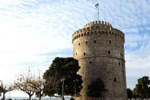 Η φωτογραφία της ημέρας: Στο λευκό τον Πύργο!