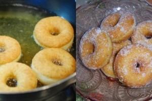 Νηστίσιμοι λουκουμάδες με ζάχαρη: Το καλύτερο γλυκό για τη νηστεία