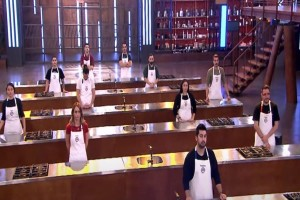 Masterchef 5- trailer 20/4: Η απαιτητική συνταγή και η αποχώρηση