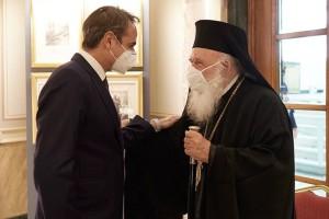 Τα είπαν Μητσοτάκης-Ιερώνυμος για το Πάσχα: Έτσι θα λειτουργήσουν οι εκκλησίες