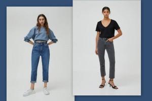 Ανακάλυψε τα mom jeans των Pull & bear μόνο με 19.99€