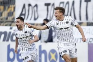 Super League: Άλμα δυάδας του ΠΑΟΚ στο «Βικελίδης»