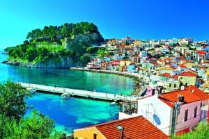 """Πάργα: Ταξιδεύουμε στο """"νησί"""" της Ηπείρου!"""