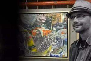 Πέθανε ο ζωγράφος Θοδωρής Κεμίδης