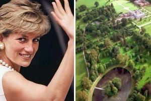 Θα ανατριχιάσετε: Δείτε τον τάφo της πριγκίπισσας Νταϊάνα για πρώτη φορά
