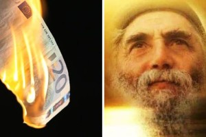 """""""Όλα τα κράτη θα χρεοκοπήσουν. Το χρήμα θα..."""": Ανατριχιαστική προφητεία του Αγίου Παϊσιου"""