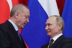 """""""Πόλεμος"""" Ρωσίας - Τουρκίας: Η μεγάλη απόφαση που φουντώνει την κόντρα! Τι επιχειρεί ο Ερντογάν;"""
